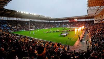 Wasps to host Rugby Sevens, Judo and Wrestling at 2022 Commonwealth Games