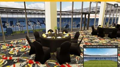 Wasps launch virtual 3D Hospitality Platform
