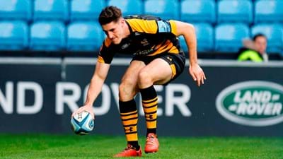 Ten-try Wasps A put Tigers to the sword