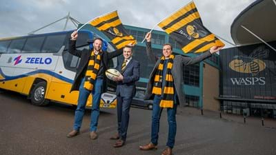 Zeelo eases Ricoh Arena access for Wasps fans