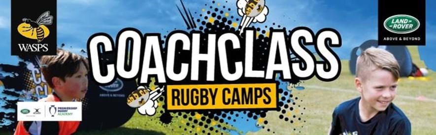 Wasps Coachclass Rugby Camps