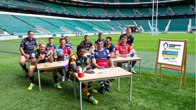 Premiership Rugby launches Tackling Health in partnership with Greggs Foundation