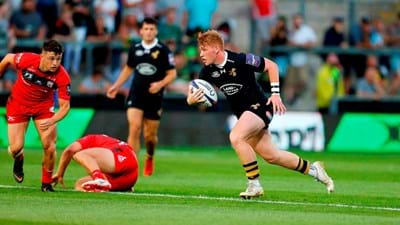 Wasps A lose seesaw encounter against Sale Jets