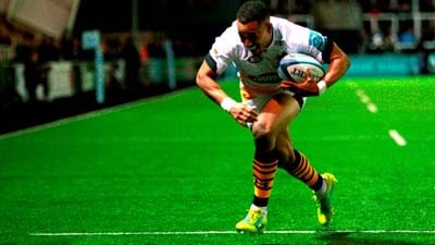 Five-try Wasps A edged by Northampton Wanderers