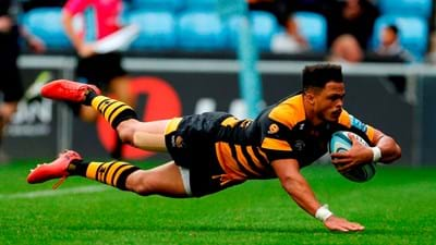 De Jongh and Johnson return for Northampton trip