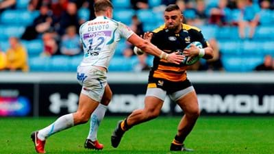 Zhvania commits to Wasps