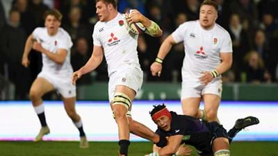 England U20s to play Junior Springboks in Coventry