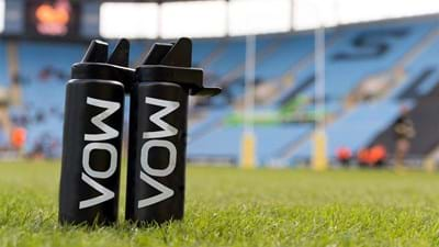 Wasps confirm new deal with VOW Nutrition
