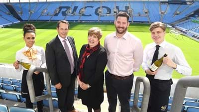 Robert Welch become Official Cutlery Supplier for Wasps and the Ricoh Arena