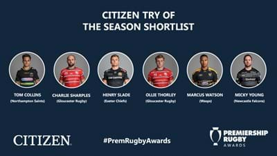 Marcus Watson on the Citizen Try of the Season shortlist