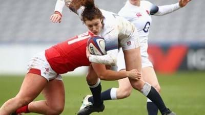 Coventry School Teacher in Women's Six Nations