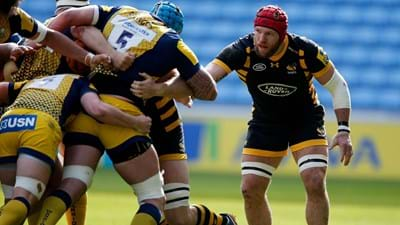 Haskell keen to get stuck back into Aviva Premiership action