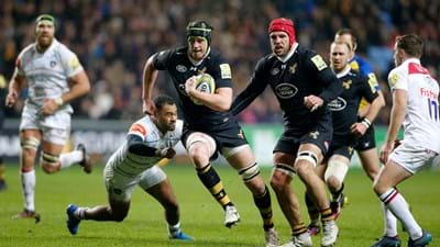 Earlybird tickets on sale for Wasps v Tigers in Anglo Welsh Cup