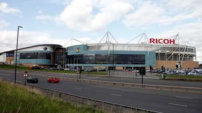 Ricoh Arena in line to host Champions Cup semi-final