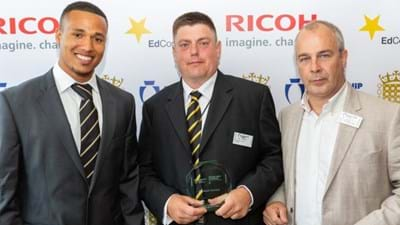 Wasps Move Like A Pro participant wins Premiership Rugby award!
