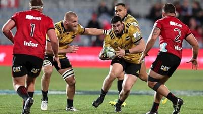 Wasps sign All Black tighthead Toomaga-Allen