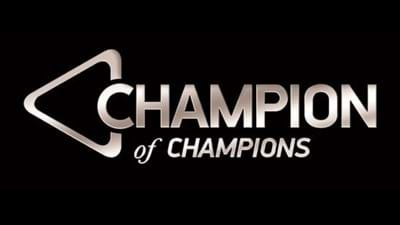 Champion of Champions Prize Money Increased