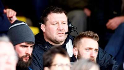 Match Reaction: Dai Young post Bath