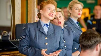 The D-Day Darlings to perform at Big Sting!
