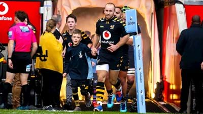 Robson set for 100th Wasps appearance against former club